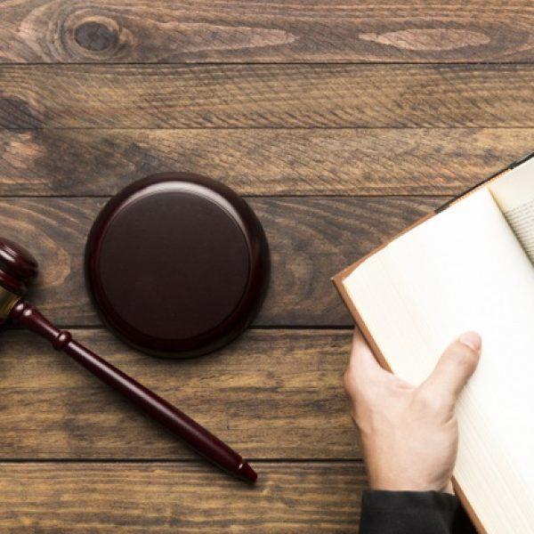 juez-plano-acostado-sosteniendo-libro_23-2148230098